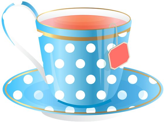 Blue Tea Cup PNG Transparent Clip Art Image | clipart ...