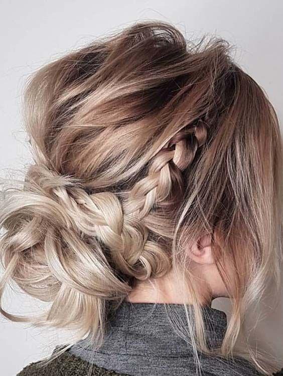 Pin On Updo Bun Hair