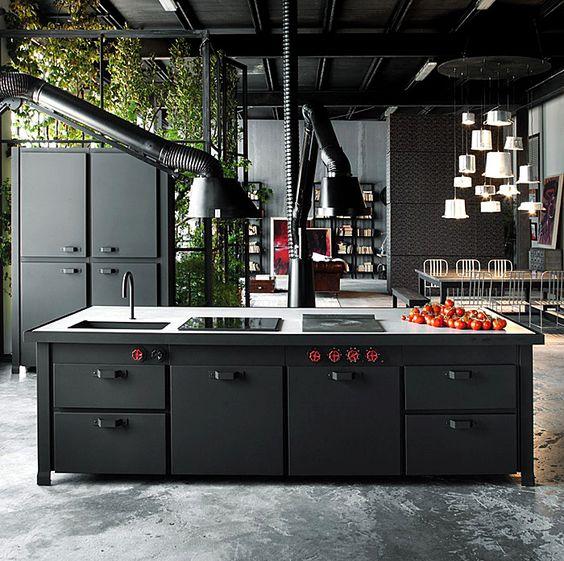 Kitchen design trends 2016 2017 interiorzine for Best condo kitchen designs