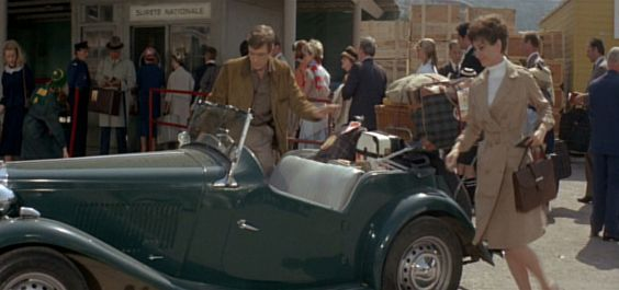 «Двое на дороге /Two for the road» (1967) Стенли Донена