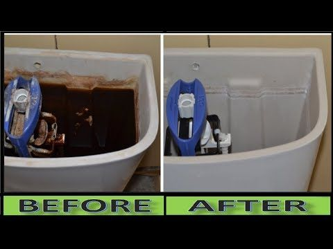 How To Clean A Toilet Tank At Home Just Easy And Best Techique
