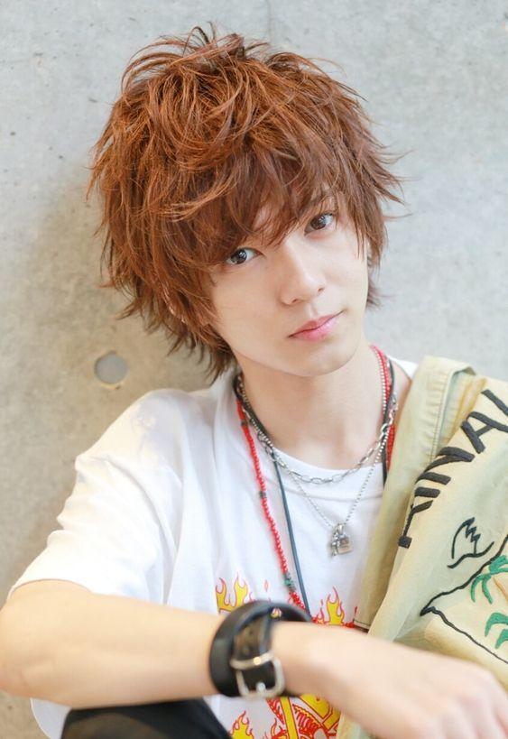 Anime Hairstyle Japanese Haircut Japanese Men Hairstyle Japanese Hairstyle