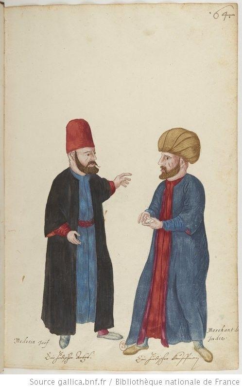 [Recueil. Moeurs et costumes des Orientaux. (Dessins en couleurs)] | Gallica