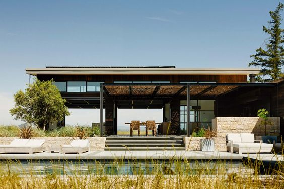 Situated on a hilltop overlooking 40 wooded acres, the Sonoma Wine Country House takes advantage of its northern California location with seamless access to the...
