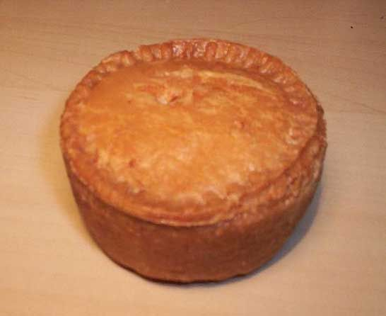 Hot water crust is a type of pastry used for savoury pies, such as pork pies, game pies, etc. Hot water crust was traditionally used for making hand-..