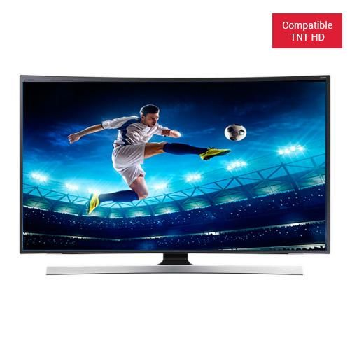 tv samsung ue65js8500 suhd 4k 3d incurv tv lcd 56 39 prix t l viseur incurv fnac 3. Black Bedroom Furniture Sets. Home Design Ideas