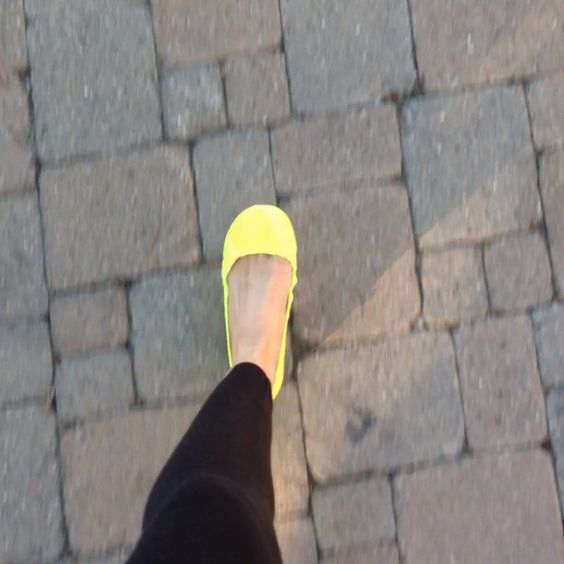 My knockoff Tieks are a total knockout. Love them - staceyjoo's video on Instagram - Pixsta