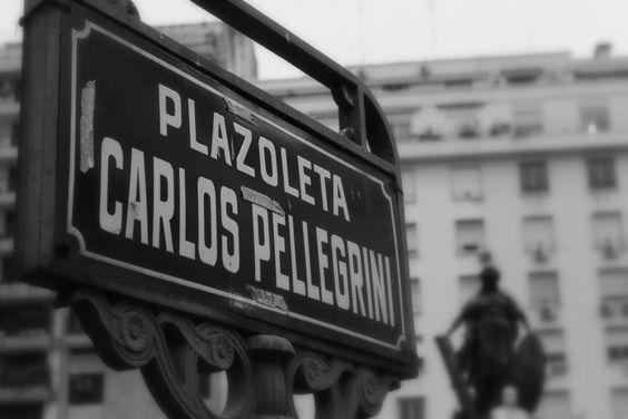 Plaza Carlos Pellegrini