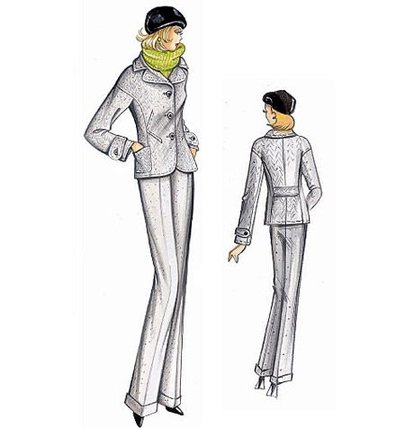 Love the tailoring