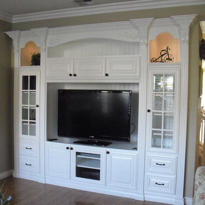 built in entertainment center entertainment center and