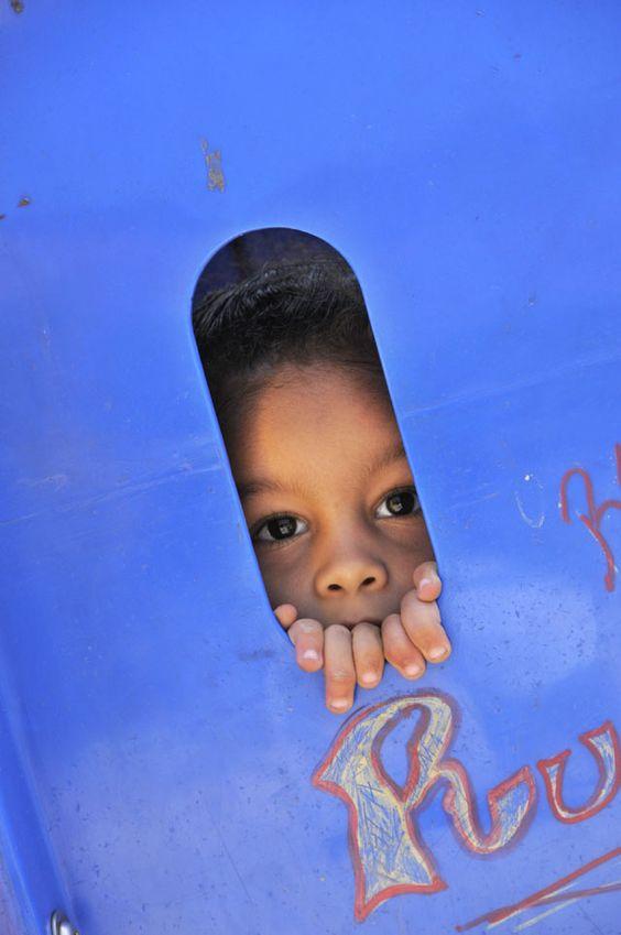 Niños en Cuba   FOTO: Roberto Suárez