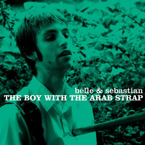 The Boy With The Arab Strap. Released the 7th of September in 1998. #BelleandSebastian http://www.roeht.com/the-boy-with-the-arab-strap/ #vinyl #vinylrecords #albumart   #vinylcollector