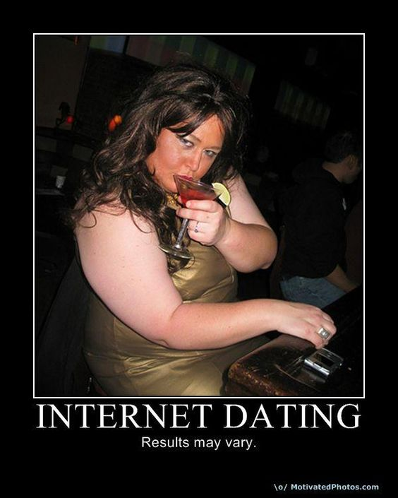 Internet dating jokes