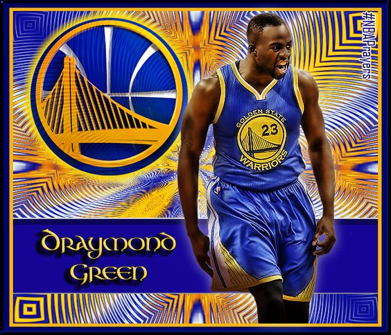 NBA player edit - Draymond Green