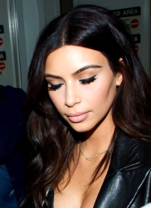 :( i want my make up to look like this.