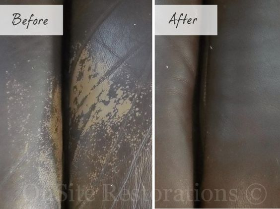 before after worn leather couch repair leather furniture repair for sofa repair leather furniture pinterest leather furniture repair leather couch - Leather Sofa Repair