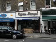 Cyprus Mangal @ Pimlico - best kebabs in london. fact