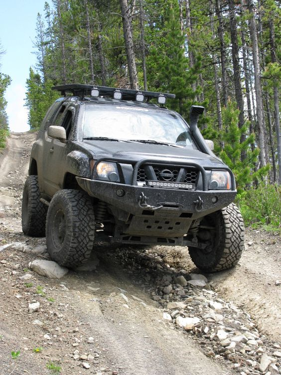 off road xterra the ultimate setup always wanted to. Black Bedroom Furniture Sets. Home Design Ideas