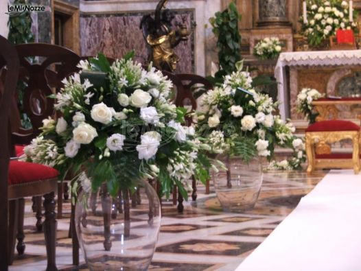 Addobbi Chiesa Matrimonio Ricca Galleria Di Immagini Di Addobbi Floreali Per Il Matri Addobbi Floreali Matrimonio Fiori Per La Chiesa Da Matrimonio Matrimonio