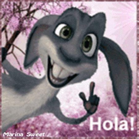 ¡Hola, Saludos Para ti!