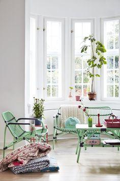 Estar | Mobiliário colorido
