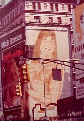 Mick Ronson Images