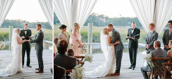 Haley & Brett { Boone Hall Plantation Wedding } - RIVERLAND STUDIOS