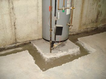 French Drain System French Drain And Interiors On Pinterest