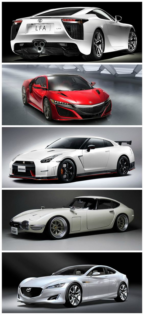 Best Japanese Cars