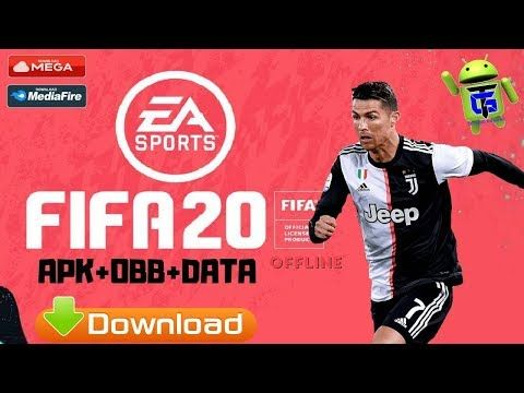 Fifa 20 Android Ucl Mod Apk New Kits 2020 Download Youtube Fifa 20 Fifa Fifa Games