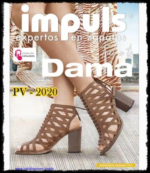 Folleto Virtual Zapatos De Impuls Dama Oi 2020 Catalogosmx Calzado De Moda Catalogo De Zapatos Andrea Zapatos De Marca