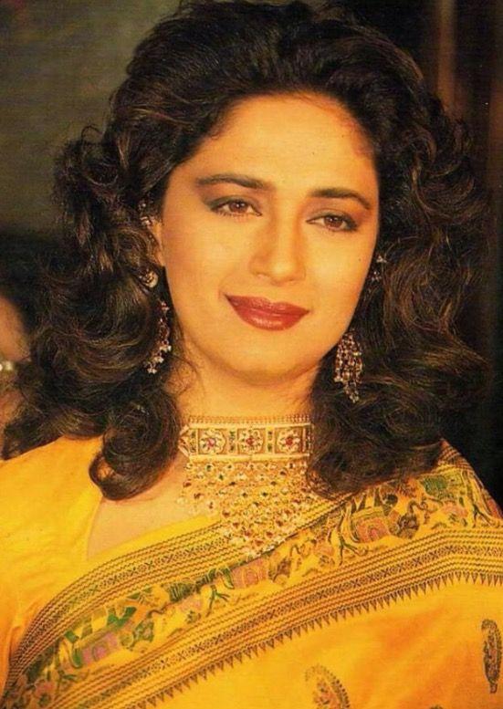 Madhuri Dixit Young And Beautiful Indian Bollywood Actress Most Beautiful Indian Actress Beautiful Bollywood Actress