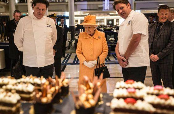 Qué come la reina de Inglaterra: un antiguo cocinero real revela sus secretos