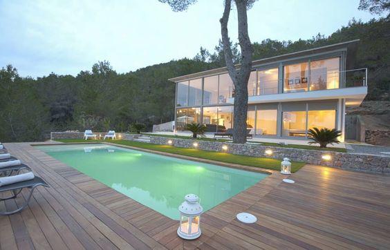 Moderna villa, en la montaña y muy tranquila. - Anuncio n° 6701751