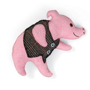 Piggy Stuffed Animal