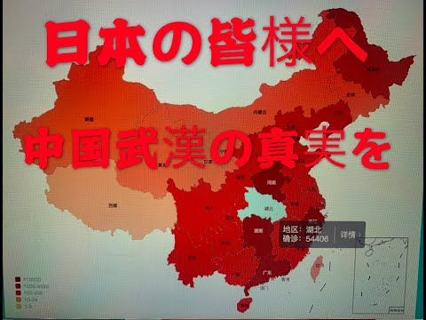 中国武漢の真実を日本の方にお伝えします 2020 真実 武漢 中国