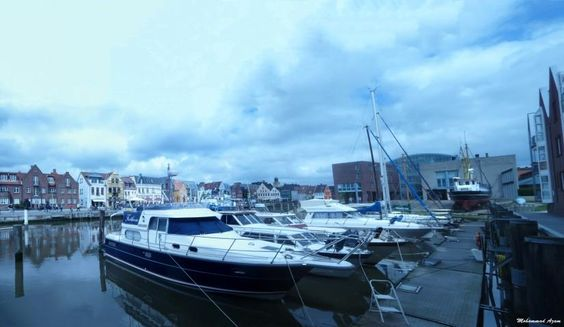 Husum Hafen 12 - Photography by Mohammad Azam in HUSUM at touchtalent