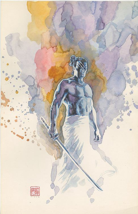 Eternal Warrior by David Mack *