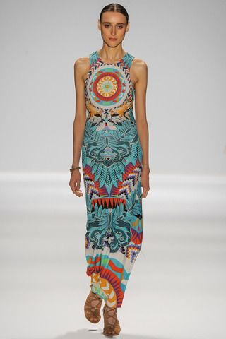 Mara Hoffman Spring 2014 Ready-to-Wear Collection Slideshow on Style.com