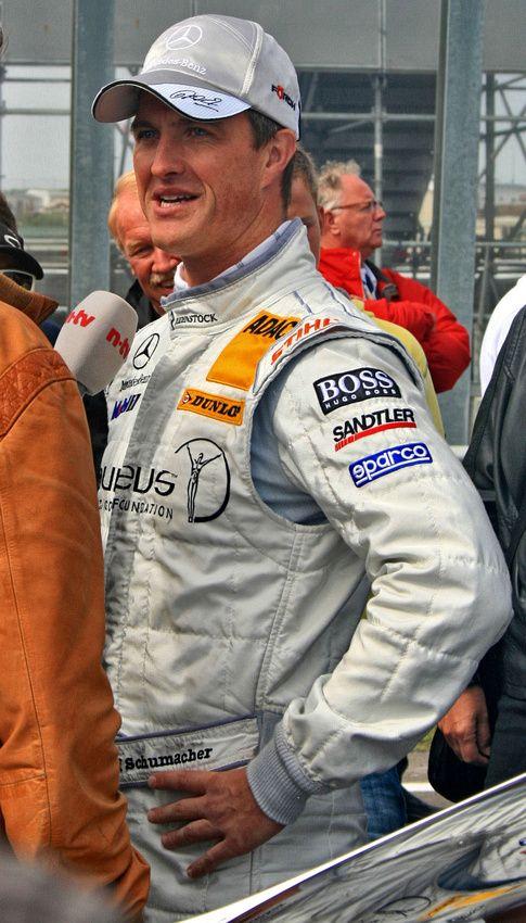 Ralf Schumacher DTM Zaandvoort