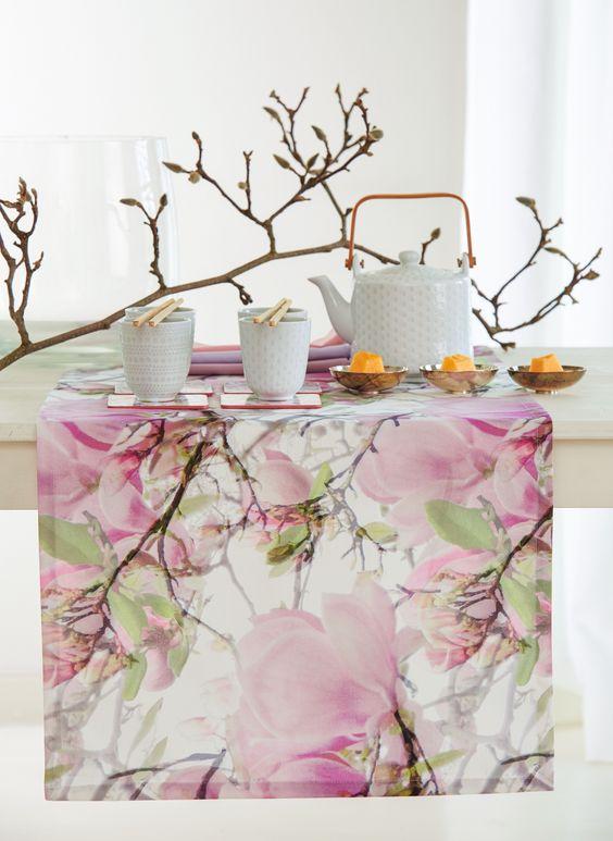 Tischdecken von Apelt online verfügbar