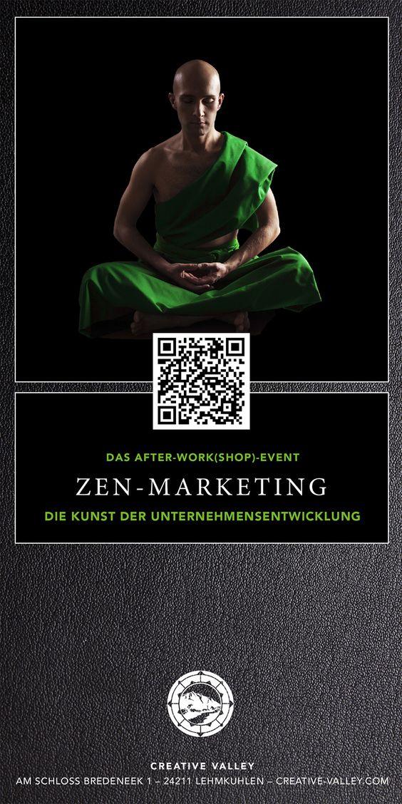Die Info zum ZEN-MARKETING After-Work(shop)-Event.