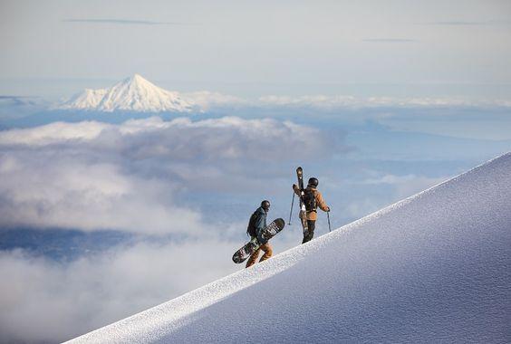 Mt Ruapehu - Turoa Ski Area