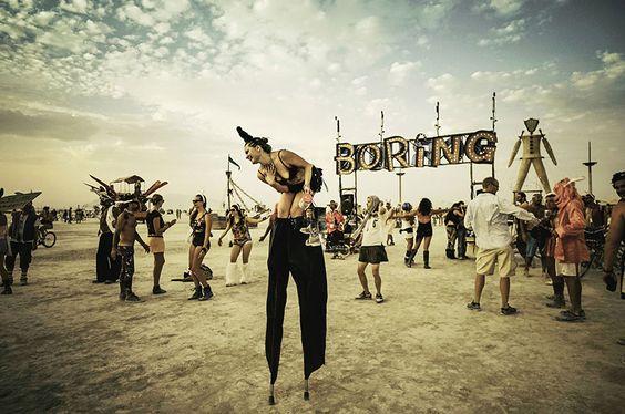 #fotografia #festival #burningman #surrealismo
