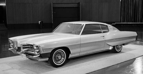 Pontiac Xp 765 Concept 1963 Agrand Prix Fastback Coupe Design Concept Cars Vintage Concept Cars Classic Cars