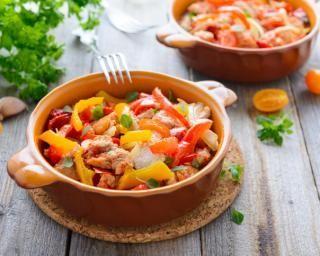 Dinde vapeur épicée et ses légumes : Savoureuse et équilibrée | Fourchette & Bikini
