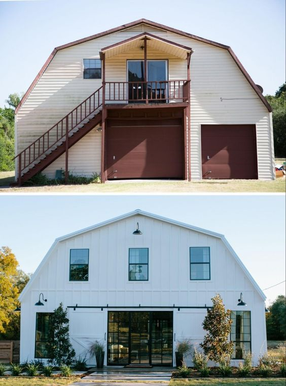 Fixer Upper | The Barndominium | Chip and Joanna Gaines Renovation | Barn to Home