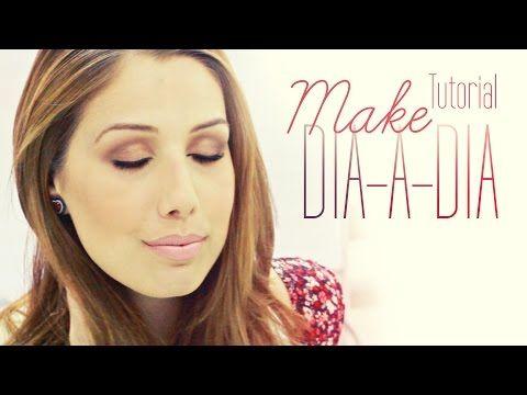 Assista esta dica sobre Vídeo de Maquiagem - Tutorial Make Dia-a-Dia da Rô e muitas outras dicas de maquiagem no nosso vlog Dicas de Maquiagem.