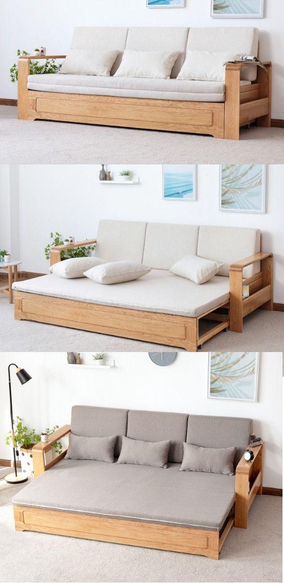 Japanese Style Solid Wood Sofa Ideias De Decoracao Para Casa Decoracao Criativa Ideias De Decoracao