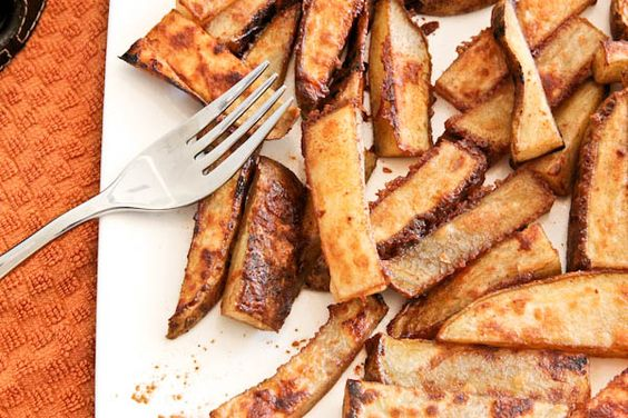 Frites cannelle